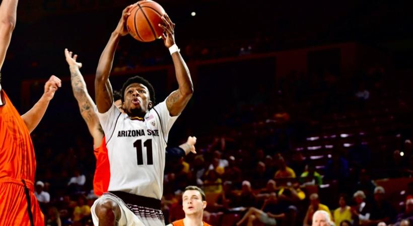 Recap: Arizona State men's basketball rolls past Idaho State