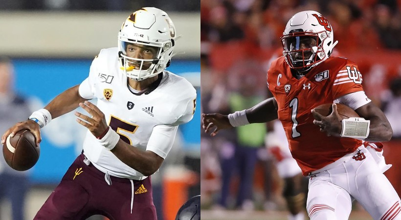 Arizona State-Utah football game preview