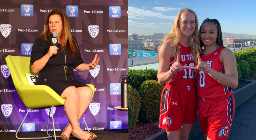 2019 Pac-12 Women's Basketball Media Day: UCLA's Cori Close dishes out praise for Utah Utes' rise
