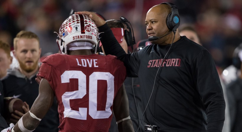 2017 Pac-12 Football Championship Game: Bryce Love – 'Be like him'