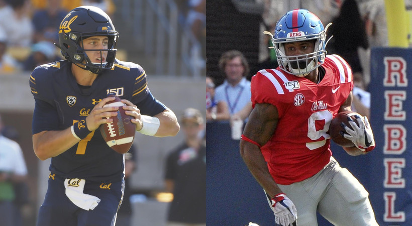 California-Ole Miss football game preview