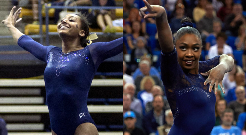 Pac 12 Gymnastics Meet Of The Week Preview No 19