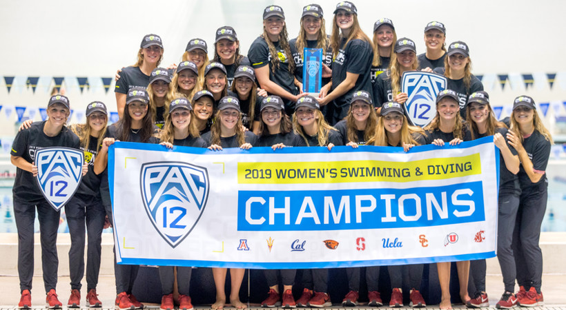Exclusive coverage of the Pac-12 Men's and Women's Swimming and Diving Championships begins this Wednesday on Pac-12 Networks