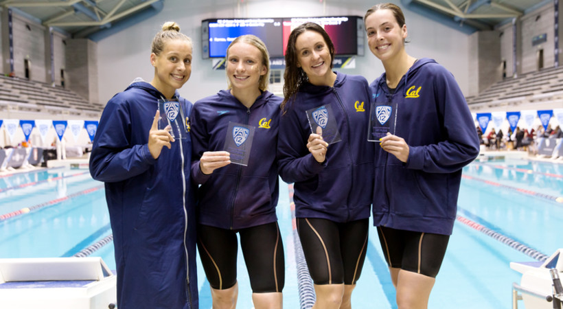 Day 2 — 2020 Pac-12 Women's Swimming and Diving, Men's Diving Championships