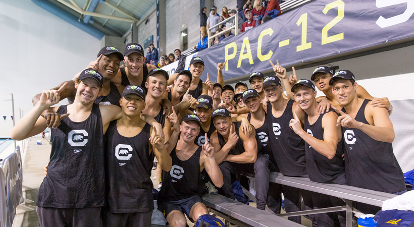 2019 Pac-12 Men's Swimming Championships: Cal repeats as champions in Federal Way