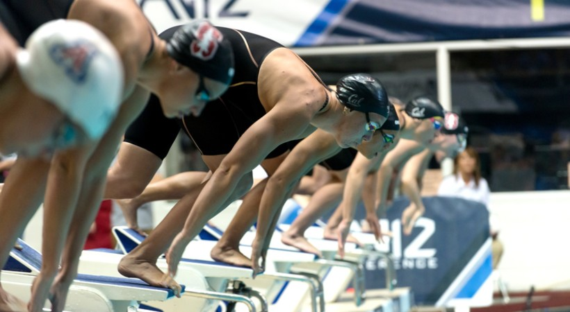 2020 Pac-12 Swimming (W) and Diving (M/W) Championships: Cal senior Abbey Weitzeil drops meet record 21.03 50 freestyle