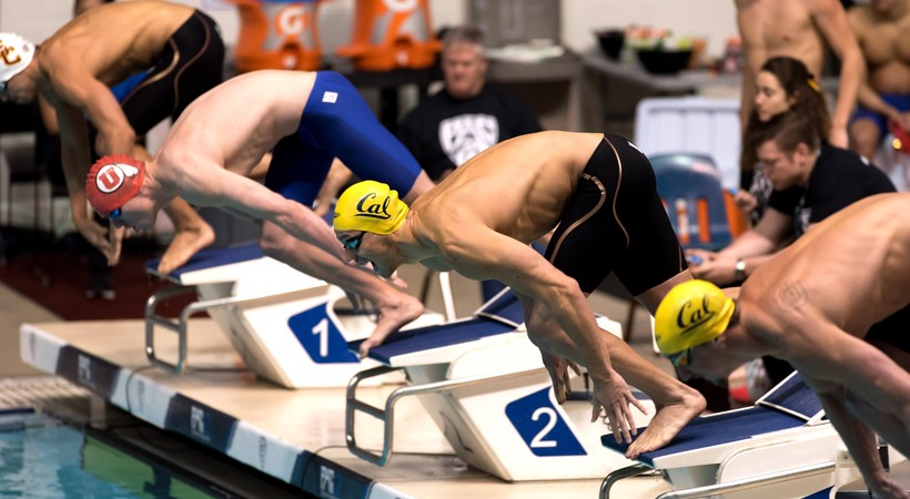 2020 Pac-12 Men's Swimming Championships on demand