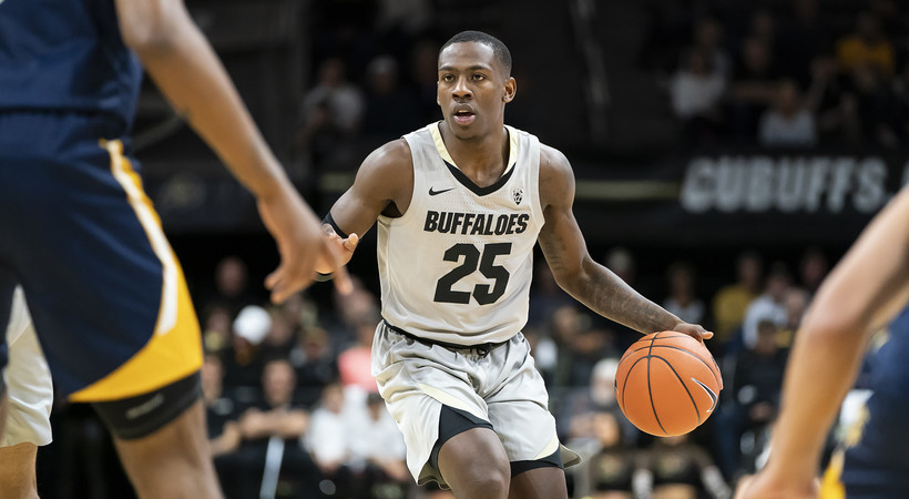 Highlights: McKinley Wright IV and Tyler Bey notch 16 each to help lift No. 23 Colorado men's basketball over UC Irvine