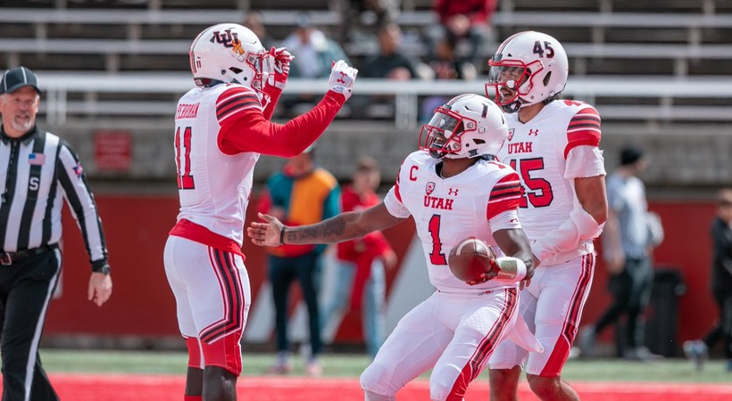 2019 Utah Spring Football on demand