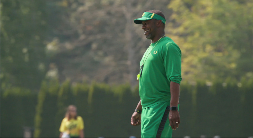 'Competitive' Willie Taggart brings a plan, renewed determination to Oregon football