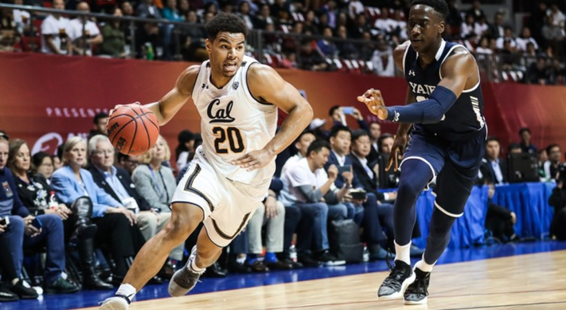 Highlights: California men's basketball falls to Yale in 2018 Pac-12 China Game