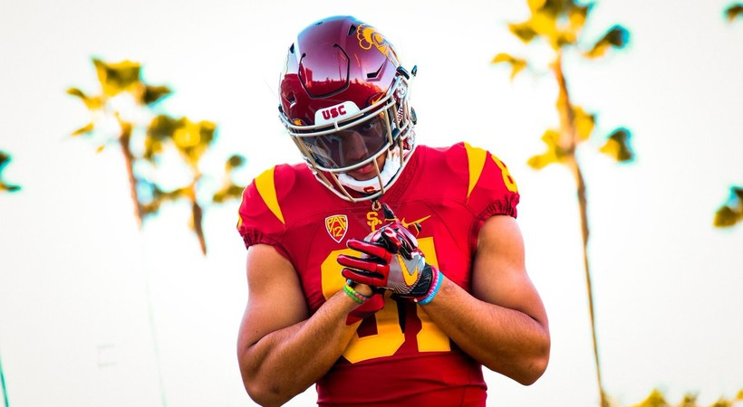2019 National Signing Day: Four-star wide receiver Kyle Ford pledges to USC, Graham Harrell's Air Raid