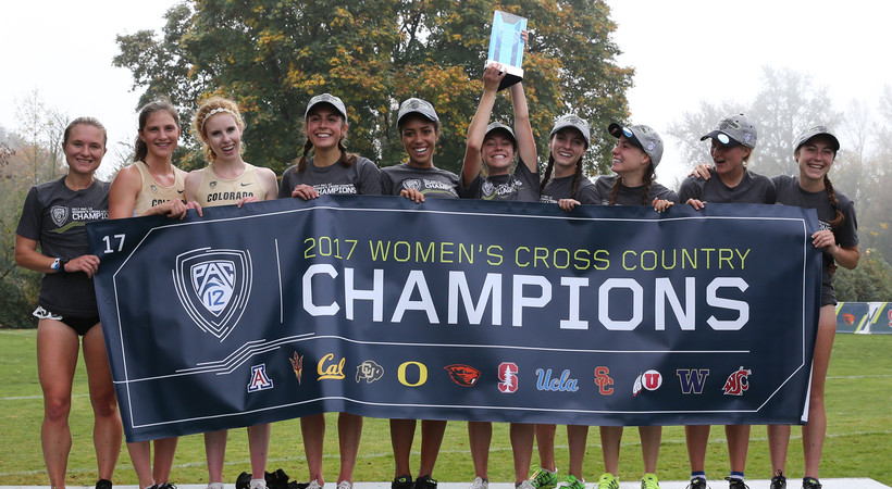 2017 Pac-12 Cross Country Championships: Colorado completes women's title three-peat