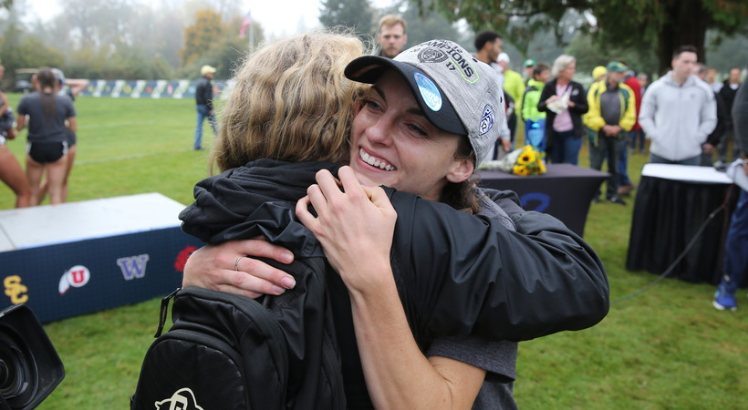 2017 Pac-12 Cross Country Championships: Colorado's Dani Jones races to individual crown