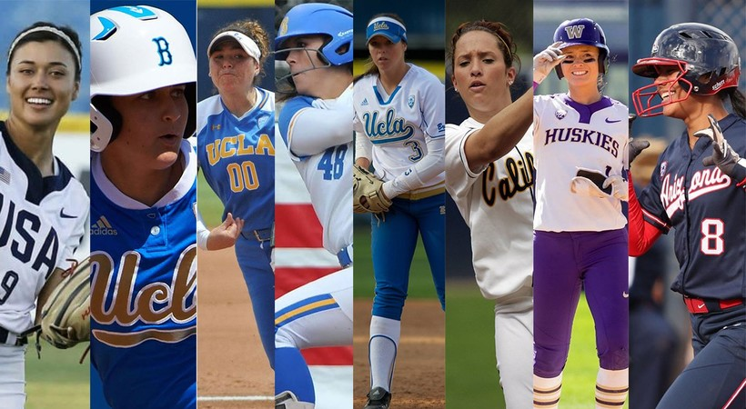 Eight Pac-12 athletes selected to 2020 U.S. Olympic Softball Team (teamusa.org)