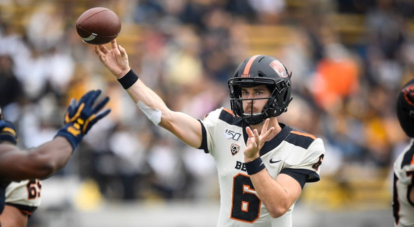 Highlights: Oregon State football edges Cal 21-17 in Berkeley for bounce-back win