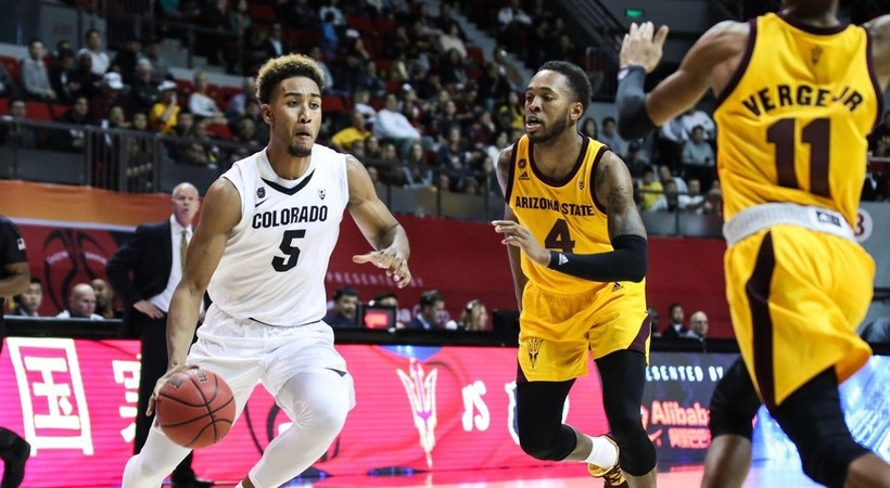Highlights: Colorado holds off Arizona State for win in fifth annual Pac-12 China Game
