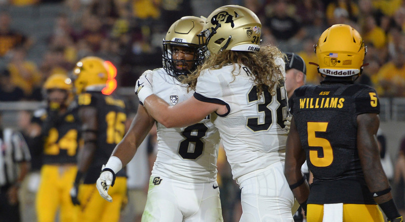 Highlights: Colorado football outlasts No. 24 Arizona State in back-and-forth battle