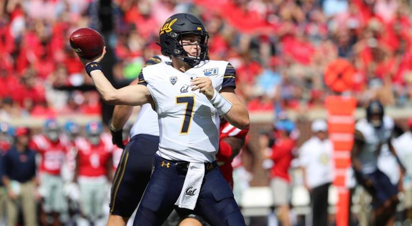 Highlights: No. 23 Cal defeats Ole Miss on the road behind Chase Garbers' career performance