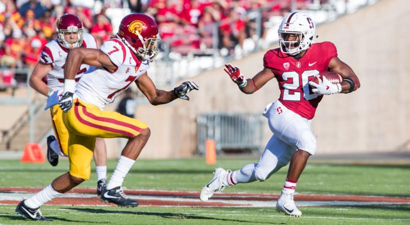 AP Week 3 Top 25: No  9 Stanford leads 5 Pac-12 teams in