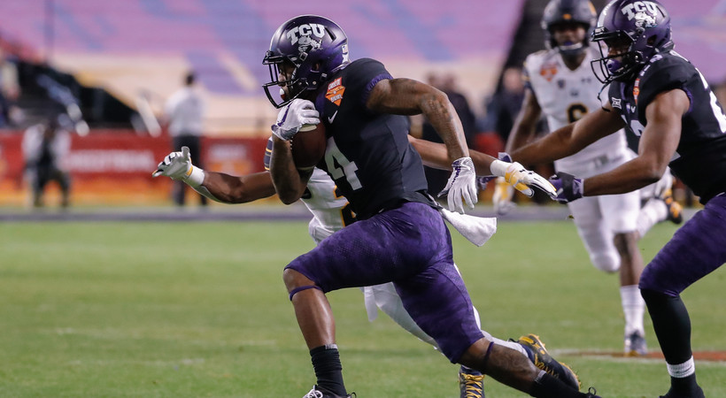 Highlights: Cal football falls in overtime to TCU after unbelievable turnover-ridden defensive battle