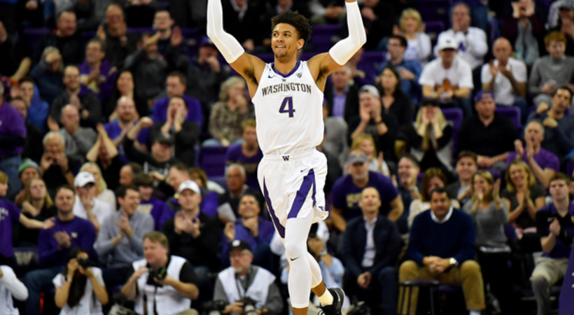 Matisse Thybulle Highlights: 2019 National Men's Defensive Player of the Year ready to take his talents to the big stage