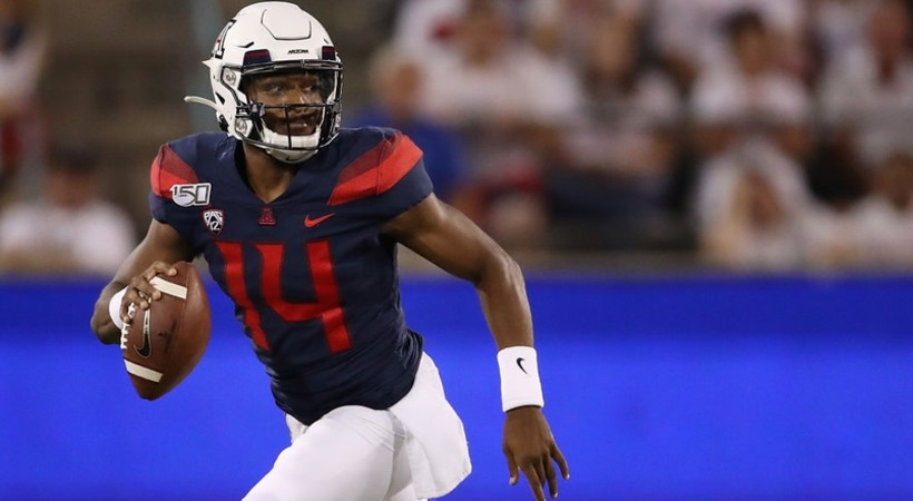 Highlights: Tate, Arizona football pick up big non-conference win over Texas Tech