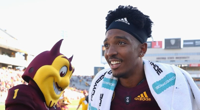 Highlights: Jayden Daniels leads No. 18 Arizona State to 38-34 victory over Washington State in nail-biter