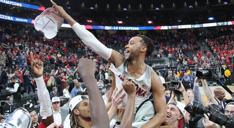 2018 Pac-12 Men's Basketball Tournament: Arizona perseveres for second consecutive title in Las Vegas