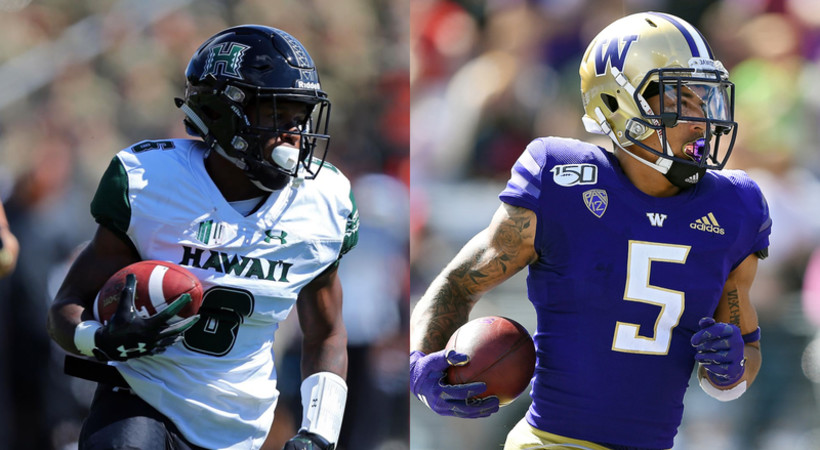 Hawai'i-Washington football game preview