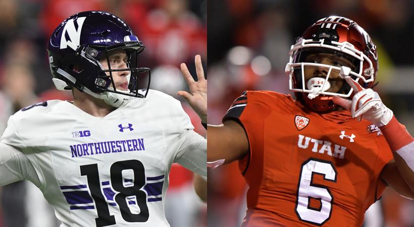 Northwestern-Utah Holiday Bowl preview