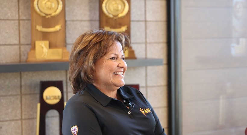 Missy Farr-Kaye predicts Sun Devils will continue Olympic legacy: 'They have big shoes to fill'