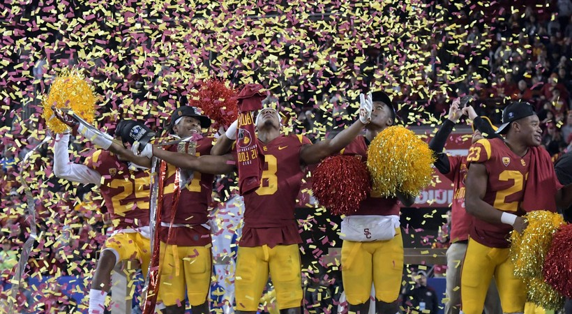 2017 Pac-12 Football Championship: USC football wins thriller over Stanford to bring title to Pac-12 South