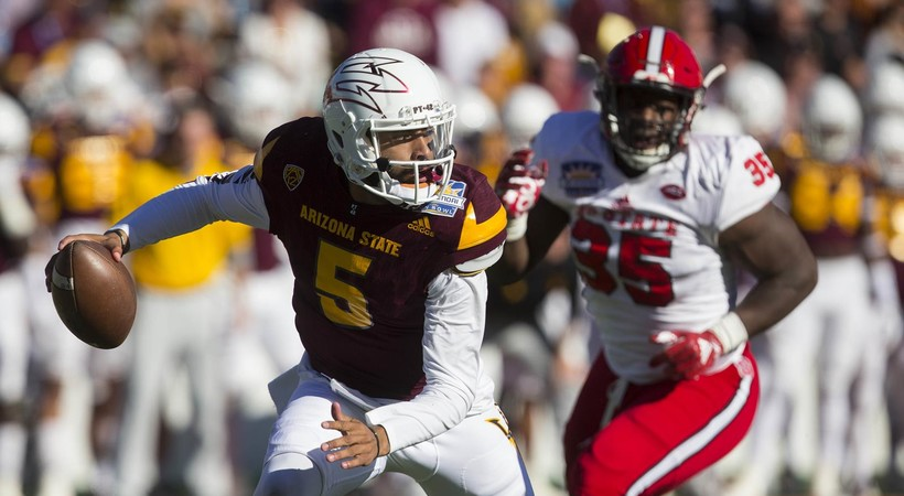 Highlights: Arizona State football can't break free from NC State in 2017 Sun Bowl