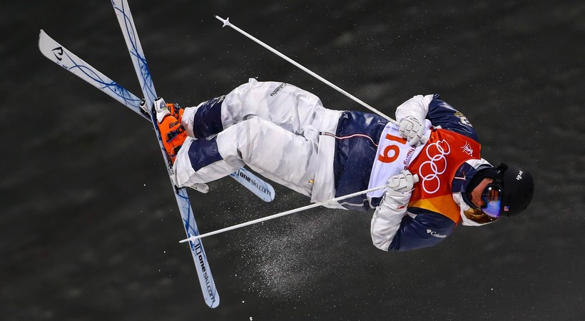 2018 Pyeongchang Winter Olympics: CU grad Casey Andringa flies to fifth-place finish in men's moguls