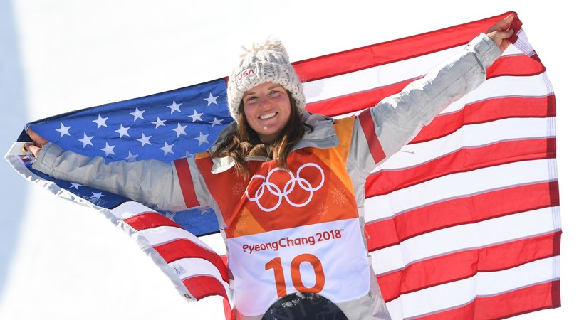 2018 Pyeongchang Winter Olympics: Colorado's Arielle Gold wins bronze in snowboard halfpipe