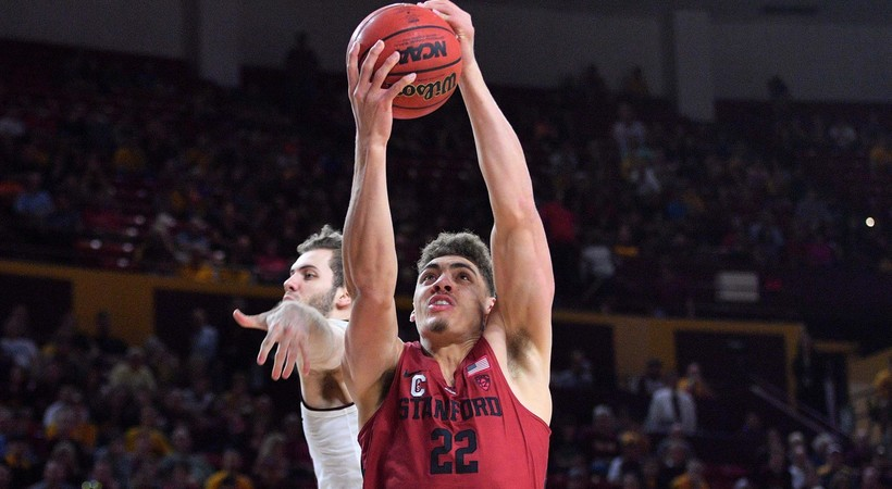 Stanford Cardinal vs Arizona State Sun Devils Men s Basketball - March 3 892624312
