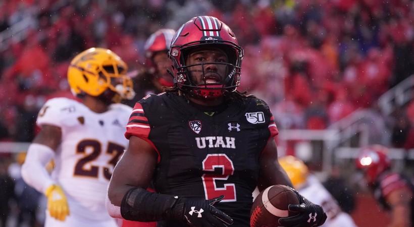 Highlights: Zack Moss breaks Utes' rushing record as No. 13 Utah dominates No. 17 ASU