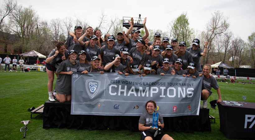 Stanford wins first-ever Pac-12 Women's Lacrosse Tournament Championship