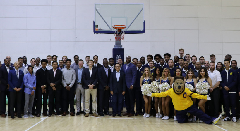 Pac-12 China Game matchup of Cal and Yale bearing special meaning for Alibaba's Tsai