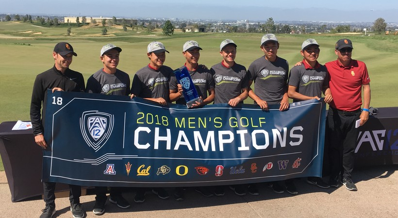 USC captures Pac-12 Men's Golf Championship