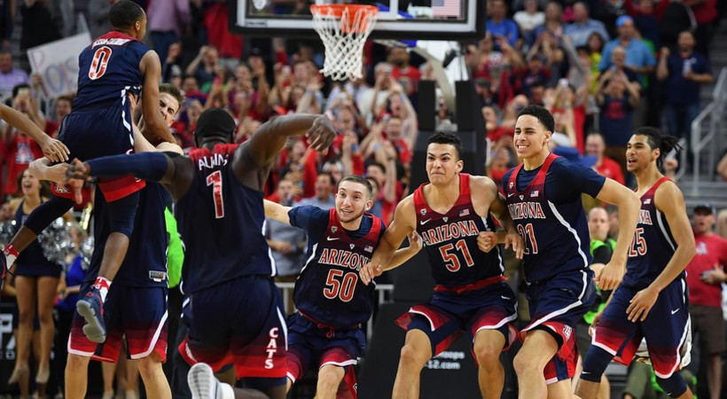 2017 Pac-12 Men's Basketball Tournament: Arizona outlasts Oregon to claim tourney crown