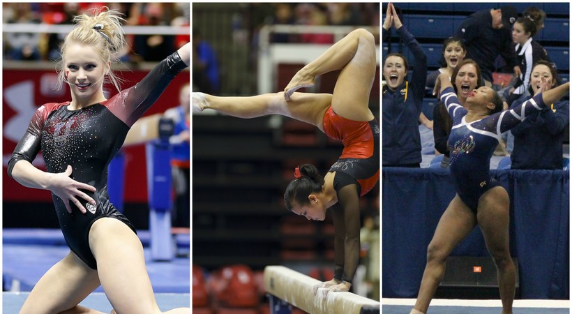 boise state gymnastics meet 2015 arizona