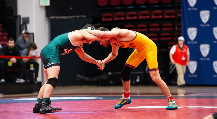 2020 Pac-12 Wrestling Championships on demand