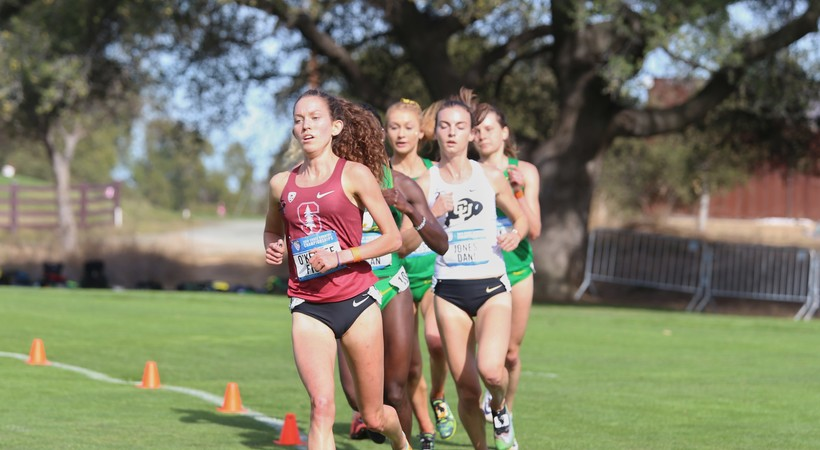 2018 Pac-12 Women's Cross Country Championships on demand
