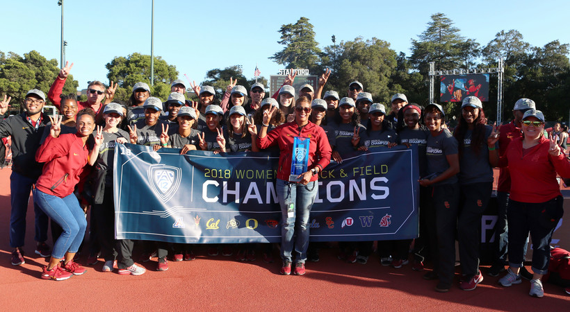 2018 Pac-12 Track & Field Championships: USC women claim first title since 1996