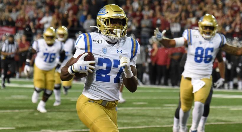 Highlights: UCLA football stuns No. 19 Washington State in wild offensive shootout