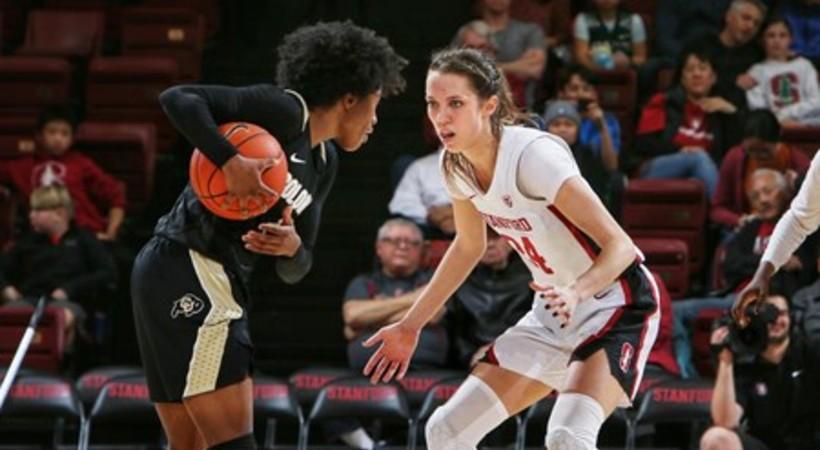 Recap: No. 6 Stanford women's basketball survives upset scare in OT to defeat Colorado 76-68