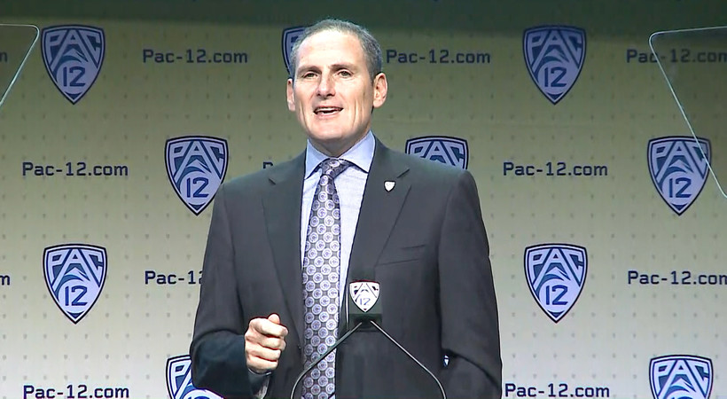 2017 Pac-12 Men's Basketball Media Day: Pac-12 task force will address threats to integrity of college sports