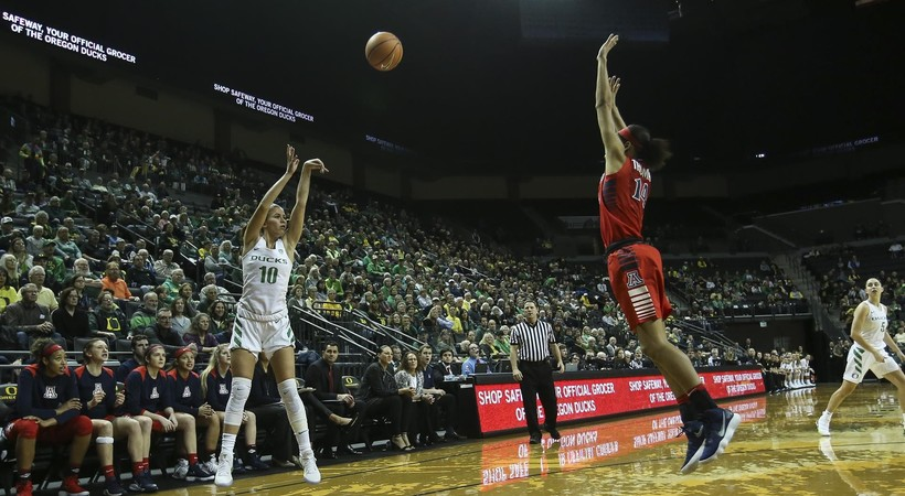 Oregon State holds on against Arizona State